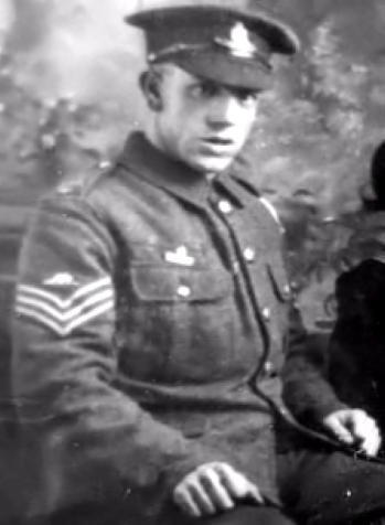 Tom Bircham 1915